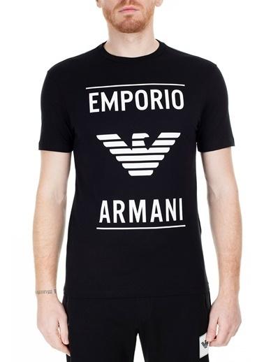 Emporio Armani  T Shirt Erkek T Shırt S 6G1Te7 1Jnqz 0999 Siyah